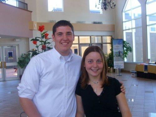 Deborah and Stefan