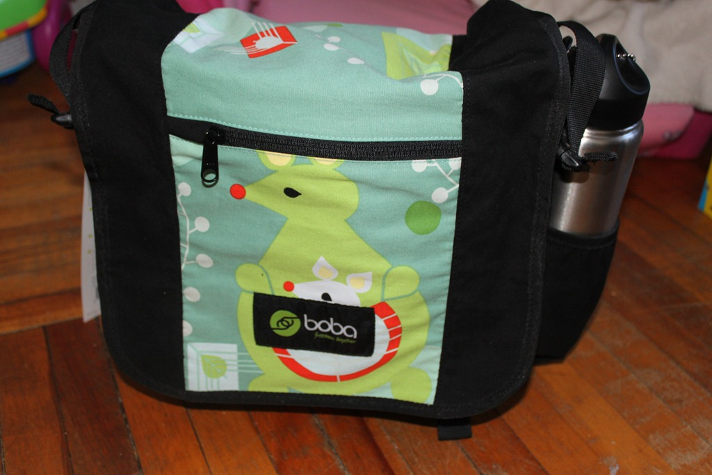 Boba Pack Shoulder Style Diaper Bag 38